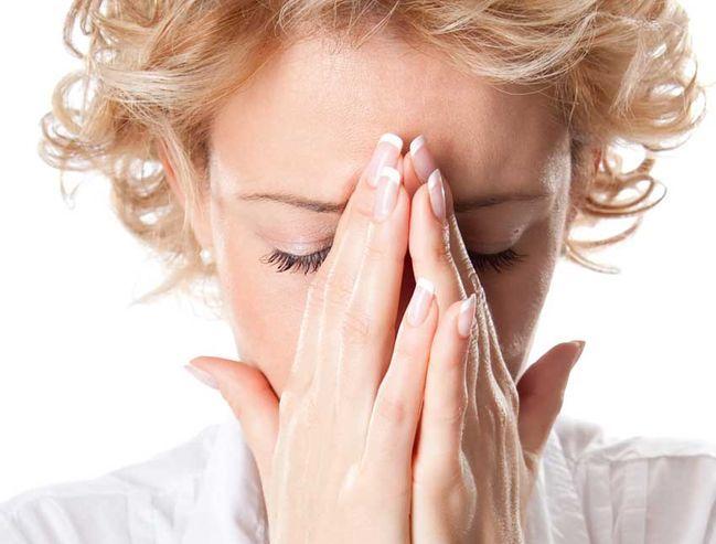 Come liberare il naso chiuso